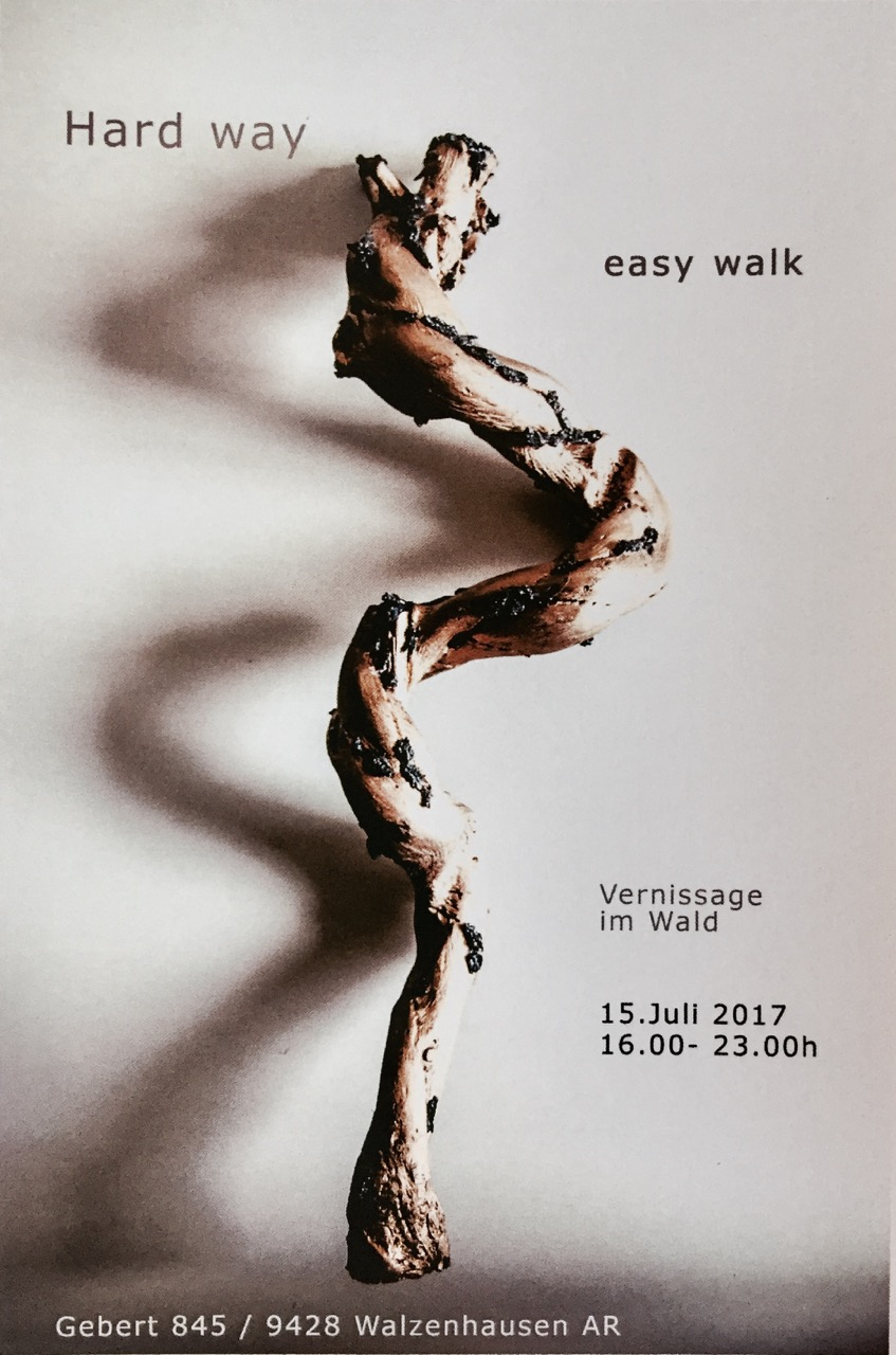 Hard way easy walk 2017